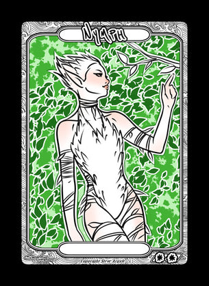 4x Nymph Tokens for MTG (Steve Argyle)