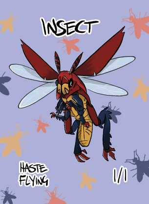 Insect for MTG (ROS)