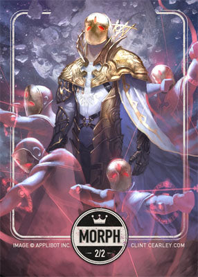 Morph token for MTG (Clint Cearley)