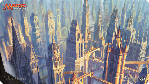 Ravnica Plains (Limited edition of 100) (Eric Deschamps)