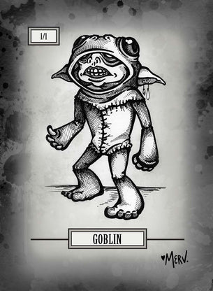 Goblin Token for MTG (Shannon Allen)