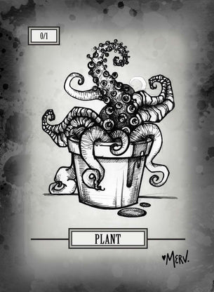 Plant Token for MTG (Shannon Allen)