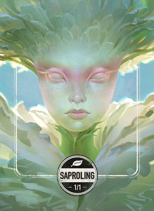 Saproling token for MTG (Clint Cearley)