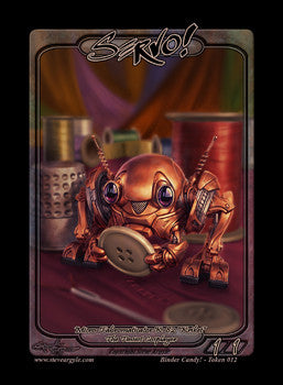 Servo (Kriket) Token for MTG (Steve Argyle)