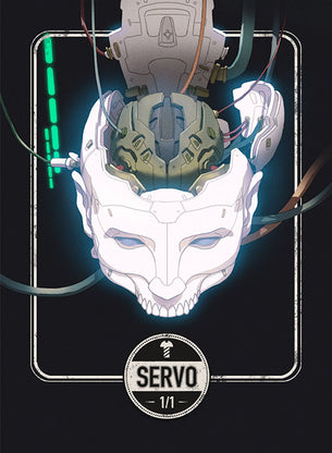 Servo token for MTG (Clint Cearley)