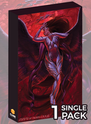 Vampire Angel Cubeamajigs by Steve Argyle (Single Pack)