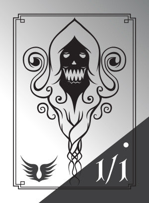 Spirit Token for MTG (DMA)