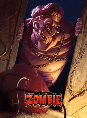 Zombie Token for MTG (Mike Burns)
