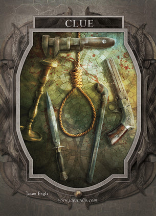 Clue Token for MTG (Jason Engle)