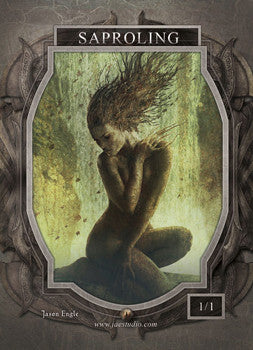 Saproling Token for MTG (Jason Engle)