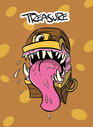Treasure for MTG (ROS)