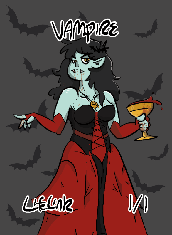 Vampire for MTG (ROS)