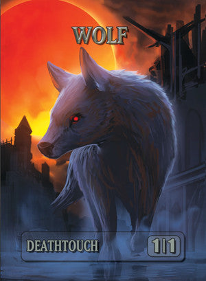 Wolf Deathtouch for MTG (ISH)