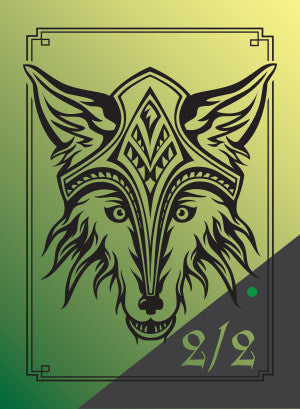 Wolf Token for MTG (DMA)