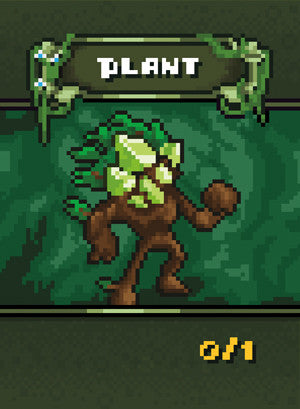 Plant Token for MTG (BFR)