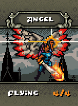 Angel for MTG (BFR)