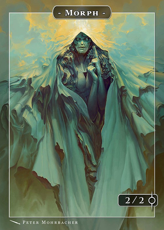 Morph Hod Token for MTG (Peter Mohrbacher) Token Angelarium 2 - Cardamajigs