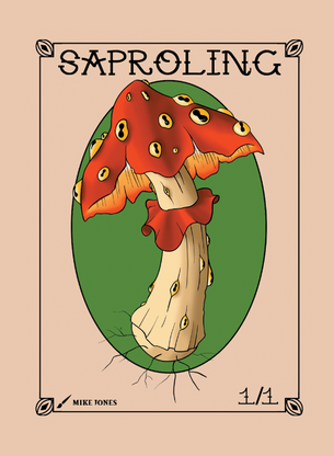Saproling Token for MTG (Mike Jones