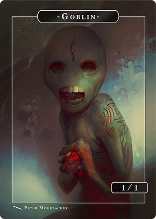 Goblin Token for MTG (PMO)