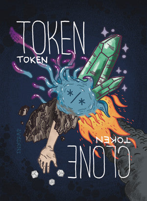 Copy/Token Token for MTG (MIX) Token Inktrap - Cardamajigs