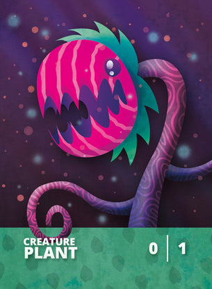 Plant Token for MTG (CMJ)