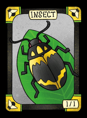 Insect (Scarab) for MTG (LAN)