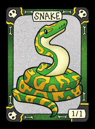 Snake for MTG (LAN)