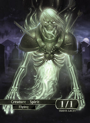 Spirit Token for MTG (RES)