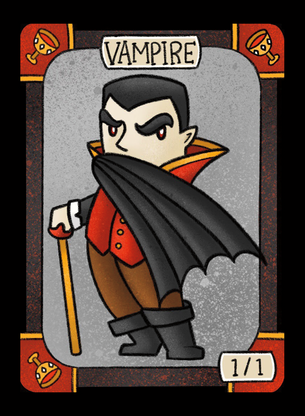 Vampire for MTG (LAN)