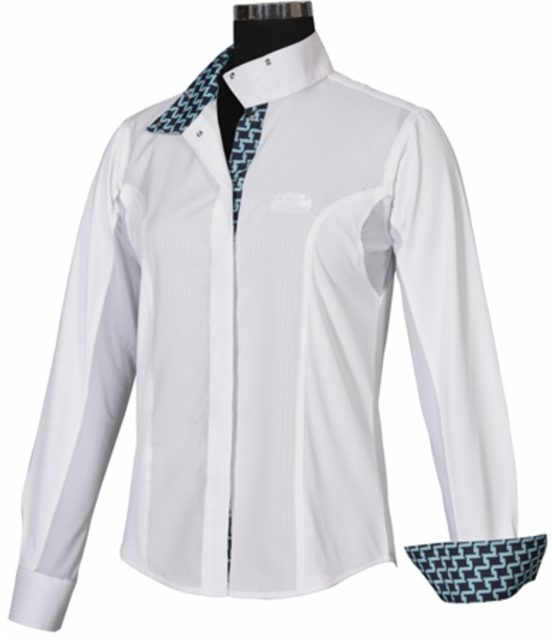Equine Couture Children's Geo Show Shirt