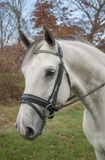 KL Select Passage Snaffle Bridle