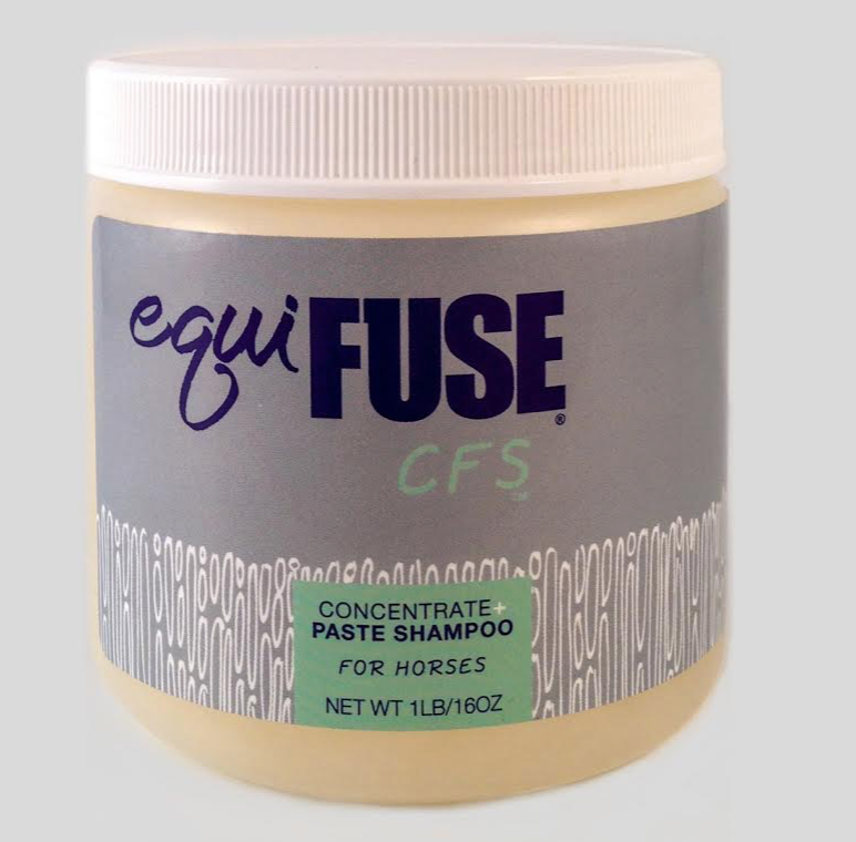 EquiFUSE CFC Concentrate + Paste Horse Shampoo