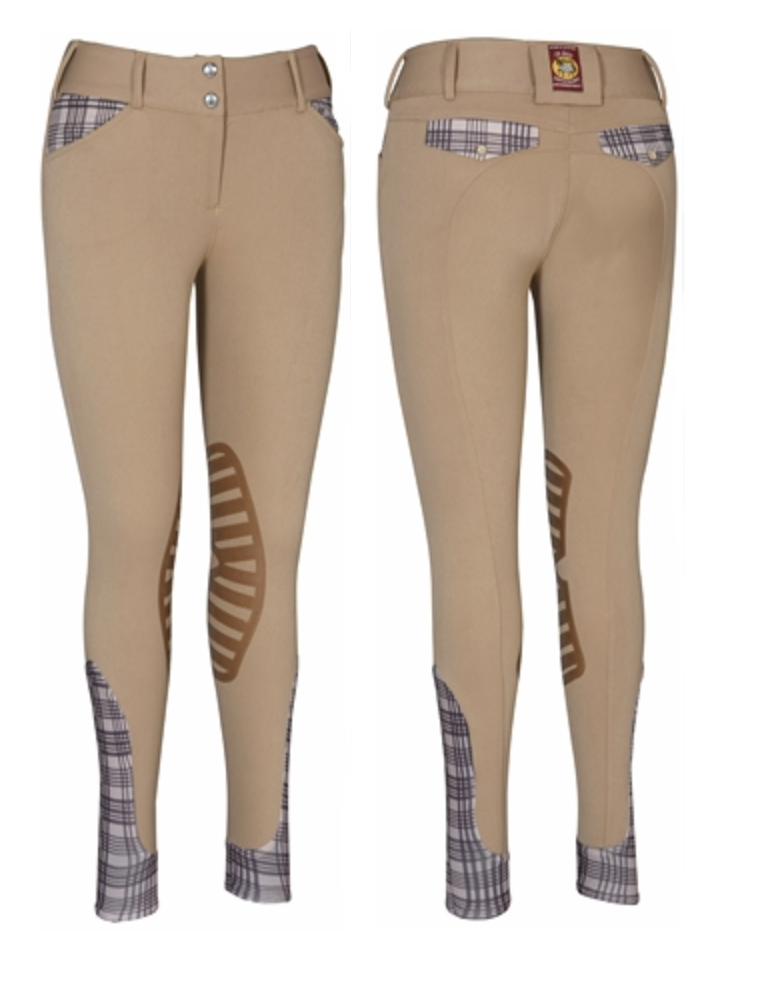 BAKER Ladies Pro Knee Patch Breeches