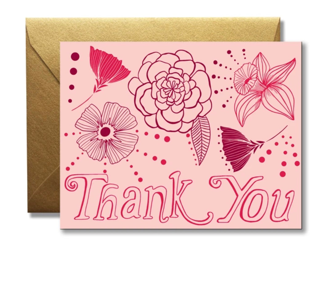 Rainbow Vision Thank You Card