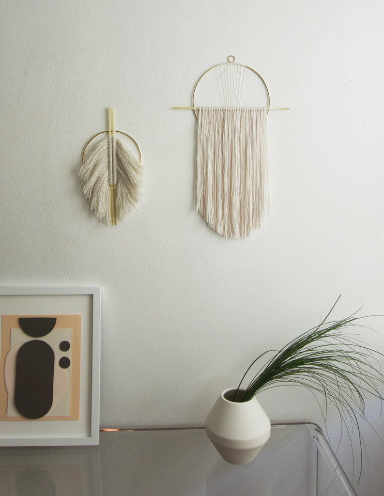 HORIZON WALL HANGING x Attalie Dexter