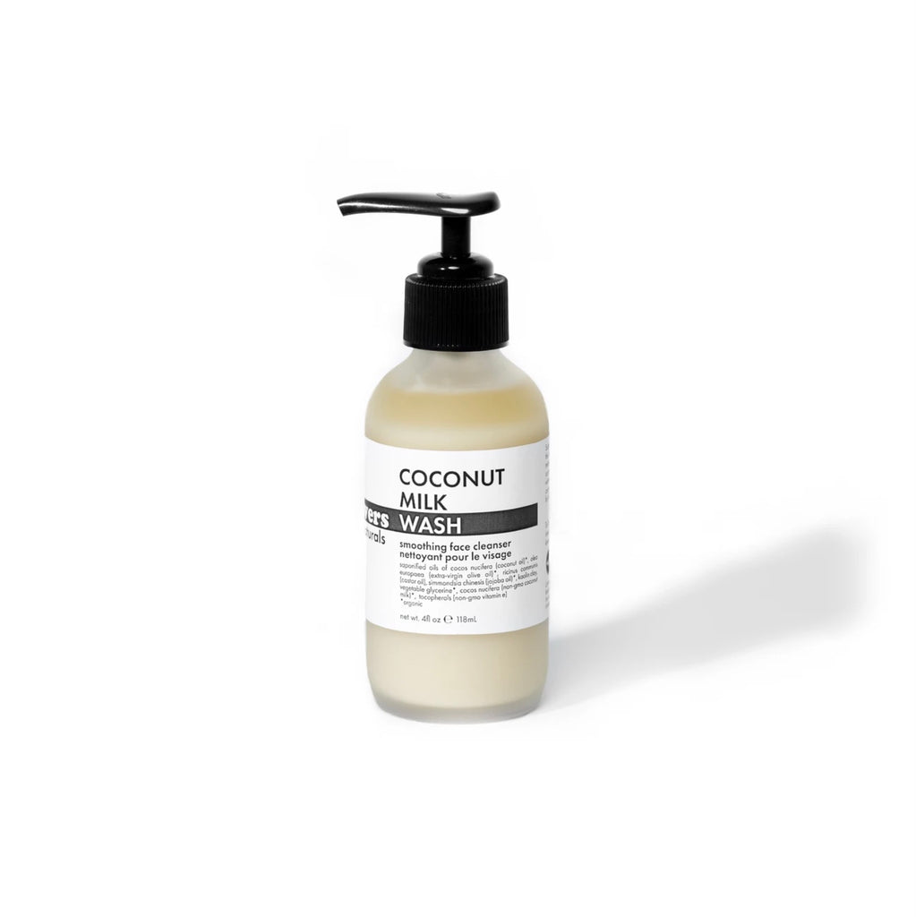 Moon Rivers Naturals Coconut Milk Face Wash