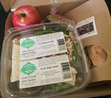 Lunchbox Plus - Lunchbox Plus | Half Salad + Half Wrap