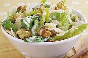 Salads - Chicken Caesar