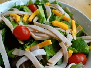 Salads - Double Smoked Turkey Chef Salad