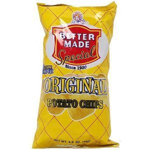 Snacks - Better Made Potato Chips