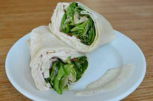 Wraps - Original Chicken Caesar