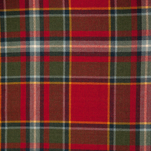 Drummond Tartan Scot Meacham Wood Home
