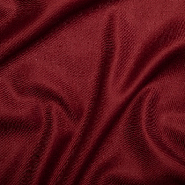 Highland Fling Twill - shown in Pomegranate