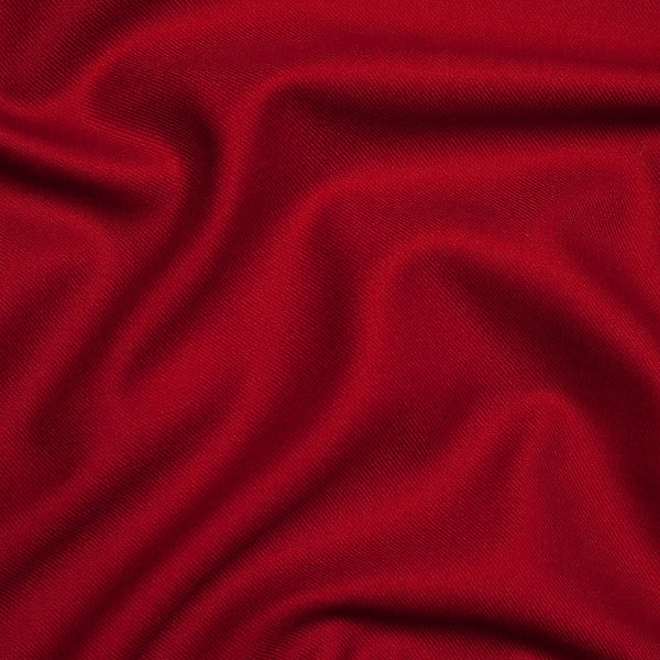 Highland Fling Twill - shown in Riding Coat Red