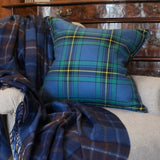 Murrey of Eilbank Tartan Pillow