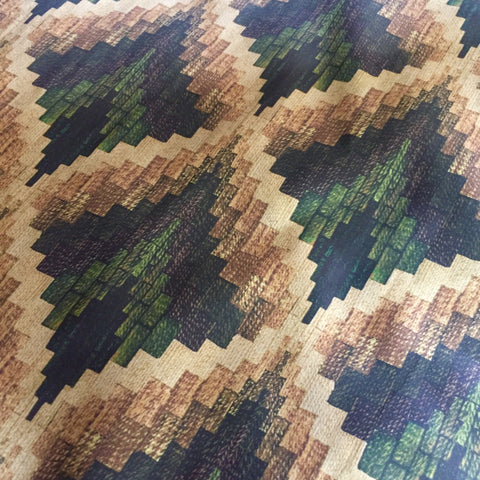 Marsden Bargello - in Chestnut