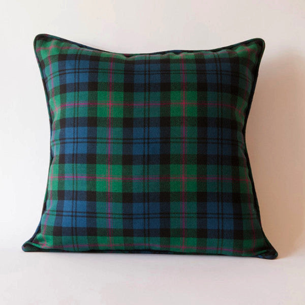 Baird Ancient Tartan Pillow