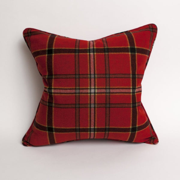 Brewer Tartan Pillow
