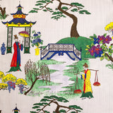 Cordelia Park Toile - in Summer Palace