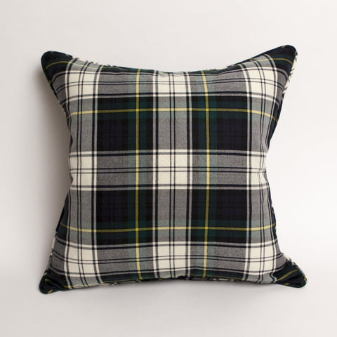 Gordon Tartan Pillow